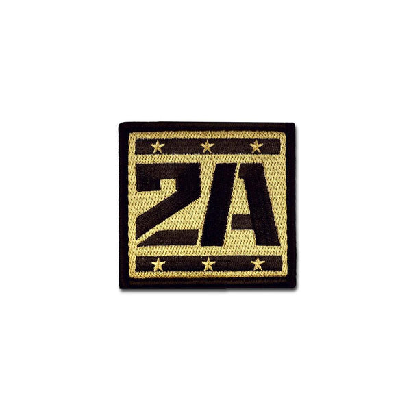 EMB MORALE PATCH - 2A SUPPORTER ACU