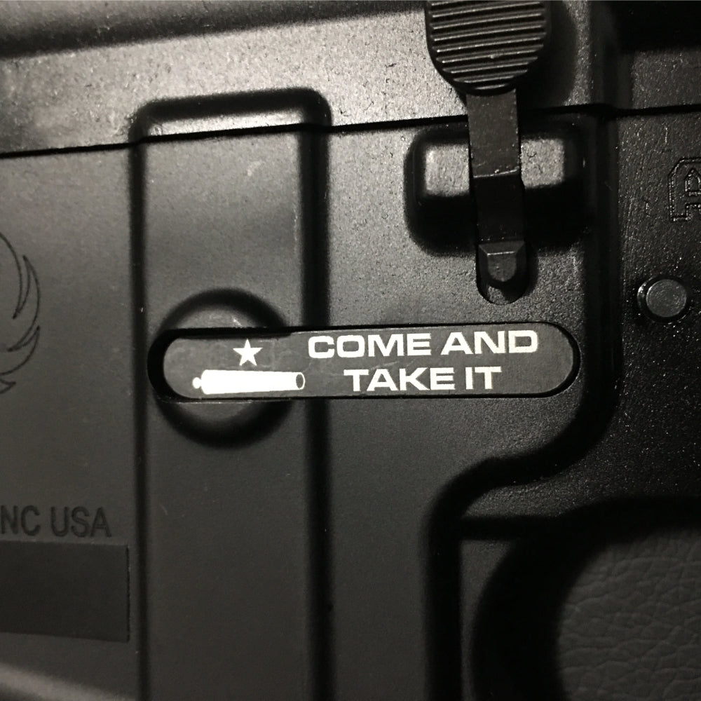 USA Flag - AR-15 Magazine Release Catch