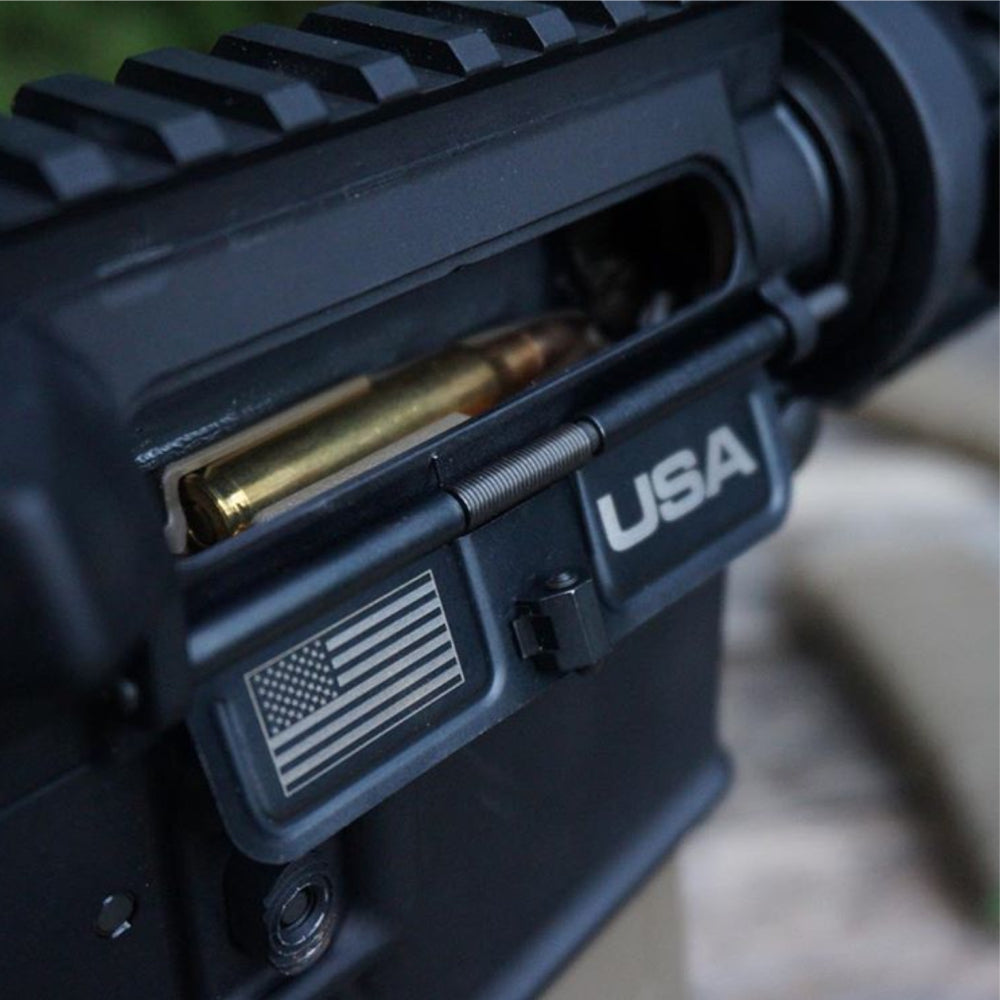USA Flag - AR-15 Ejection Port Dust Cover