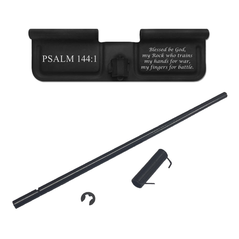 Psalm 23:4 - AR-15 Ejection Port Dust Cover