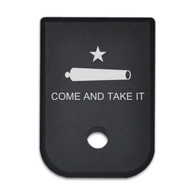Take A Stand - For Glock 45cal/10mm - Choose your design, Magazine Base Plate