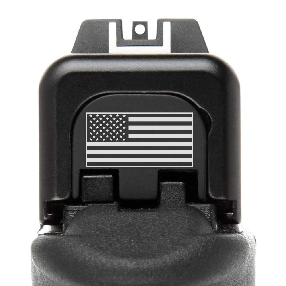 Service - For Glock Models 17-41 & 45 - Choose your design, Rear Slide Back Plates