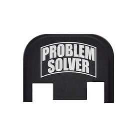 Problem Solver - For Glock Models 17-41 & 45 - Rear Slide Back Plates
