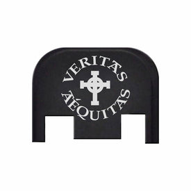 Veritas Aequitas - For Glock Models 17-41 & 45 - Rear Slide Back Plates