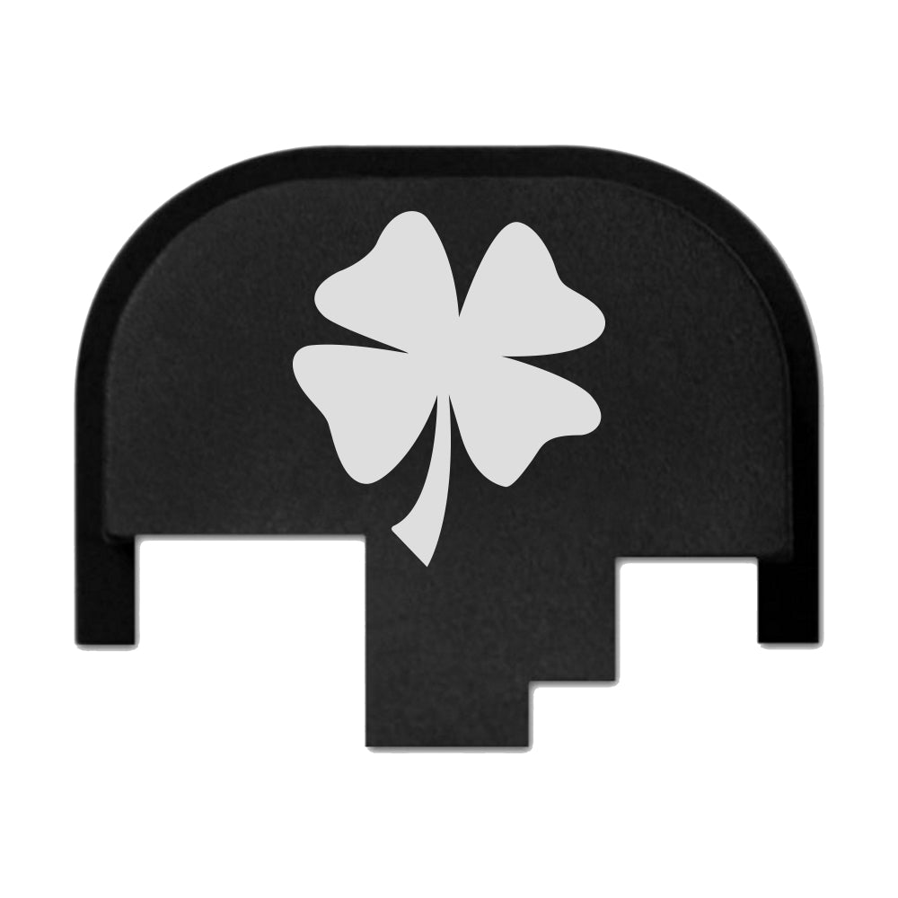 Shamrock - FULL SIZE S&W M&P9/40/45 M2.0 - Rear Slide Back Plate