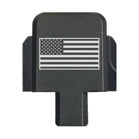 TOP 6 - Sig Sauer P320 9mm/357SIG/40Cal - Choose your design, Rear Slide Back Plate