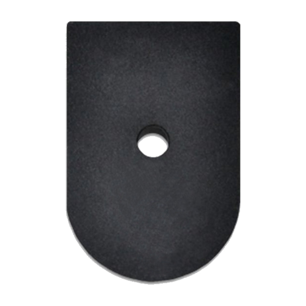 BLANK magazine base plate for Springfield XD 9mm/40cal