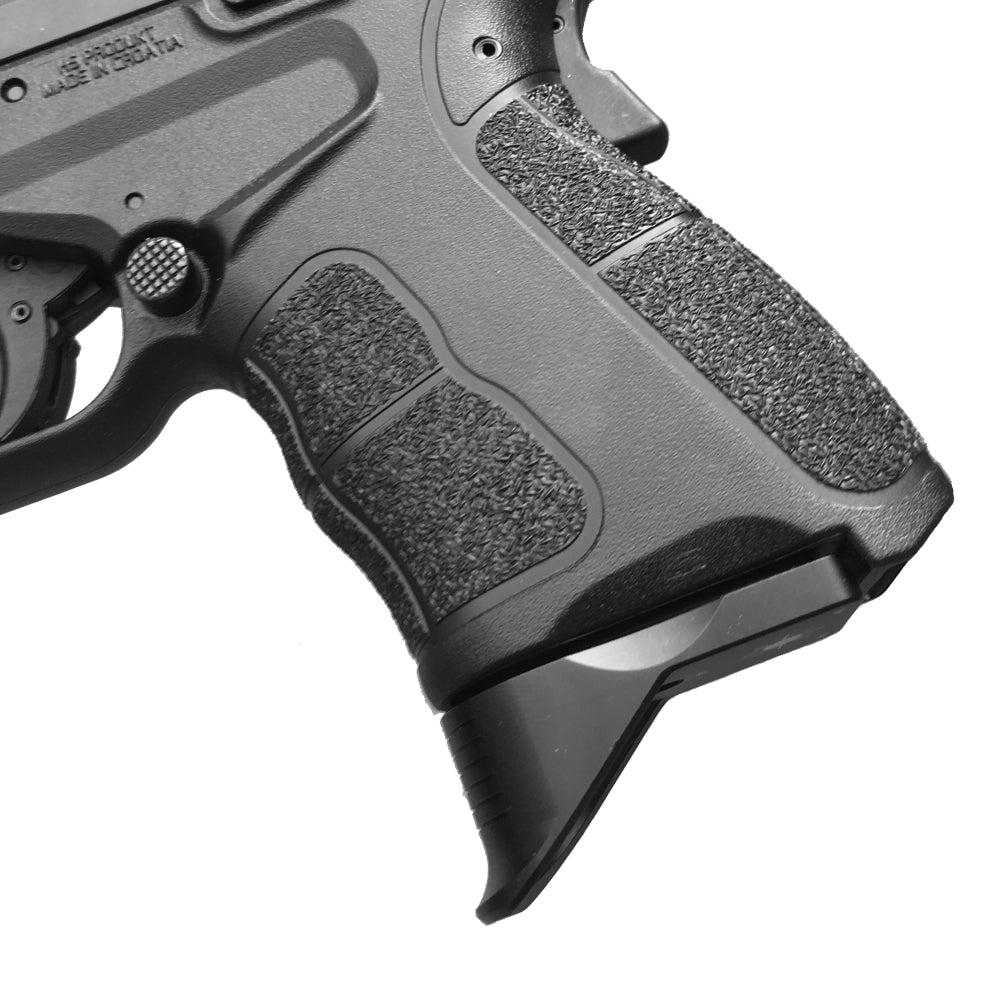 Service - Springfield XD-S 9/40 Mod.2 - Choose your design, Magazine Base Plate, Grip Extension