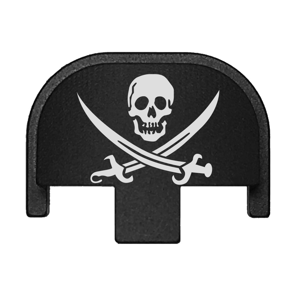 Pirate Swords - Smith & Wesson SD - SD VE, Rear Slide Back Plate