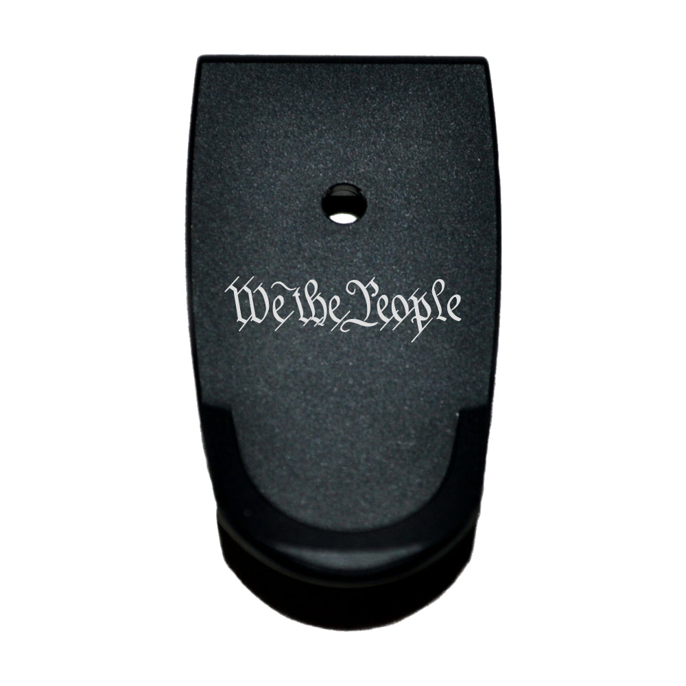 Take A Stand - SHIELD S&W M&P9/40 SUBCOMPACT M2.0 - Choose your design, Magazine Base Plate, Grip Extension
