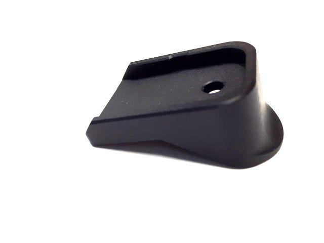 Bastion Magazine Grip Extension For Glock 9mm, .40 Cal, 357 SIG, 45 GAP - Gen 1-5 - Smile Wait For Flash