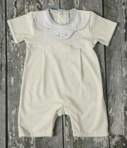Seawall Short Romper - Noa & Vivi Kids Apparel
