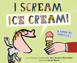 I Scream Ice Cream! - Noa & Vivi Kids Apparel