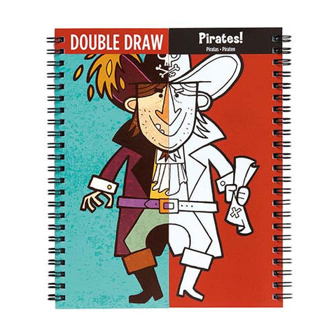 Double Draw-Pirates! - Noa & Vivi Kids Apparel