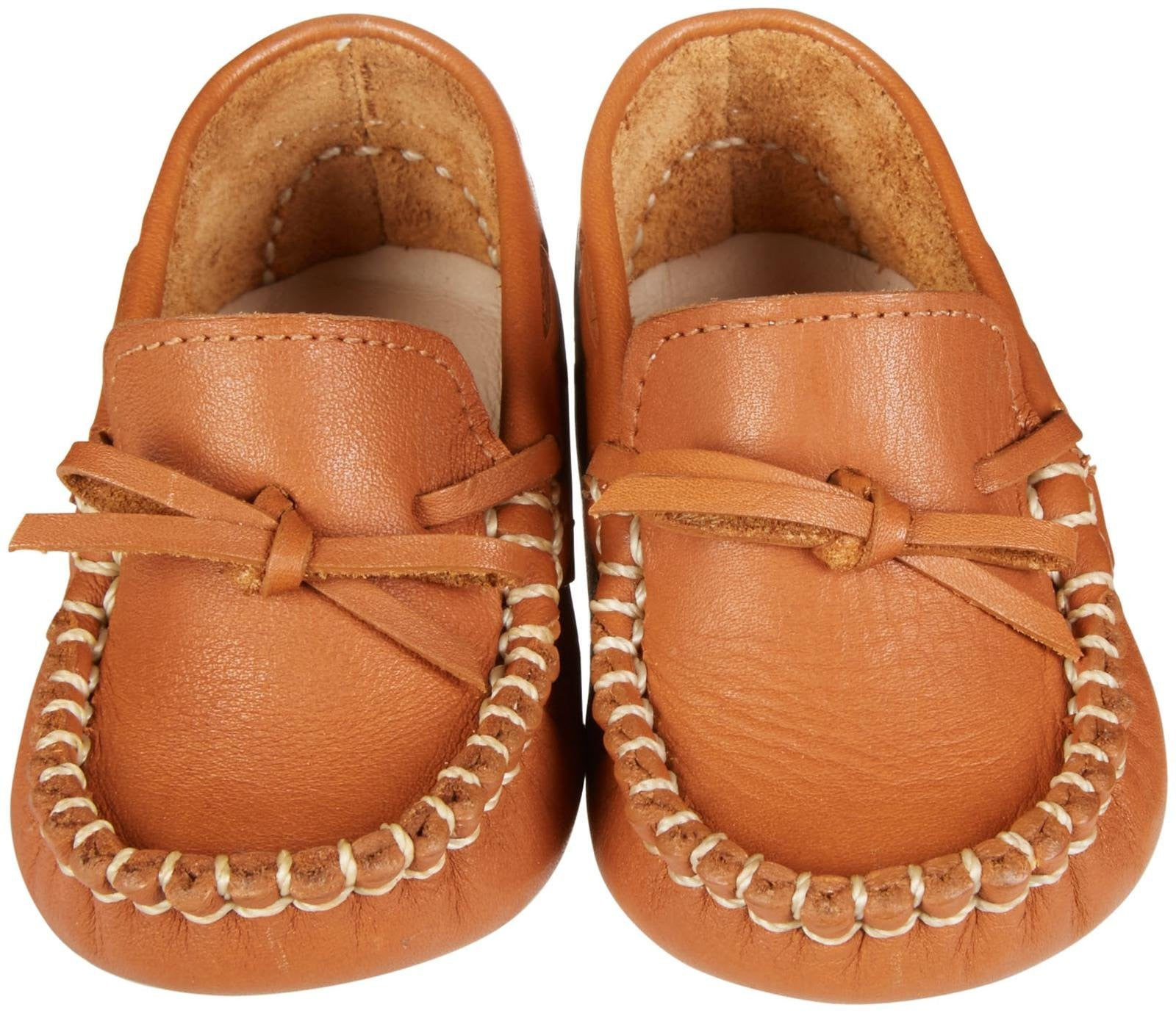 Driver Loafer Natural - Noa & Vivi Kids Apparel