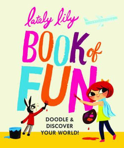 Lately Lily Book of Fun - Noa & Vivi Kids Apparel
