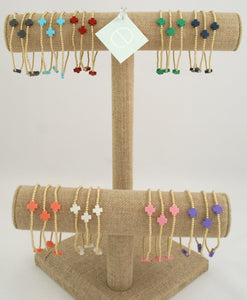 Signature Cross Bracelet - Noa & Vivi Kids Apparel