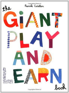 The Giant Play and Learn Book - Noa & Vivi Kids Apparel