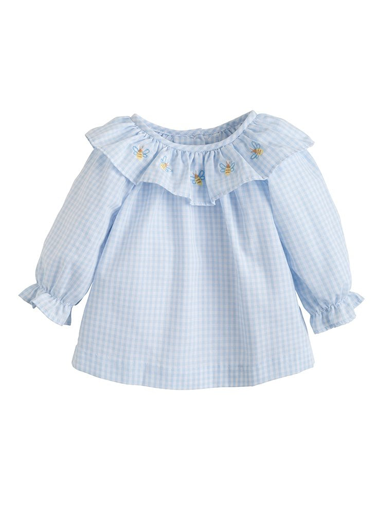Bee Grand Bespoke Blouse - Noa & Vivi Kids Apparel
