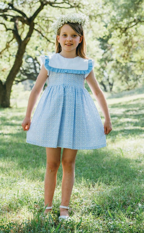Bridget Dress - Noa & Vivi Kids Apparel