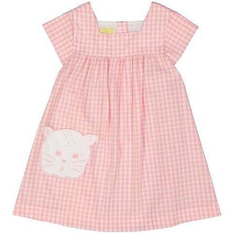 Pixie Lily Kitty Dress - Noa & Vivi Kids Apparel