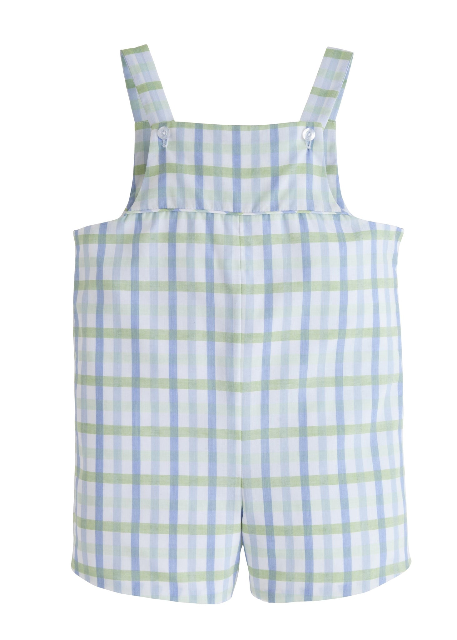 Vintage Check Hampton Shortall - Noa & Vivi Kids Apparel