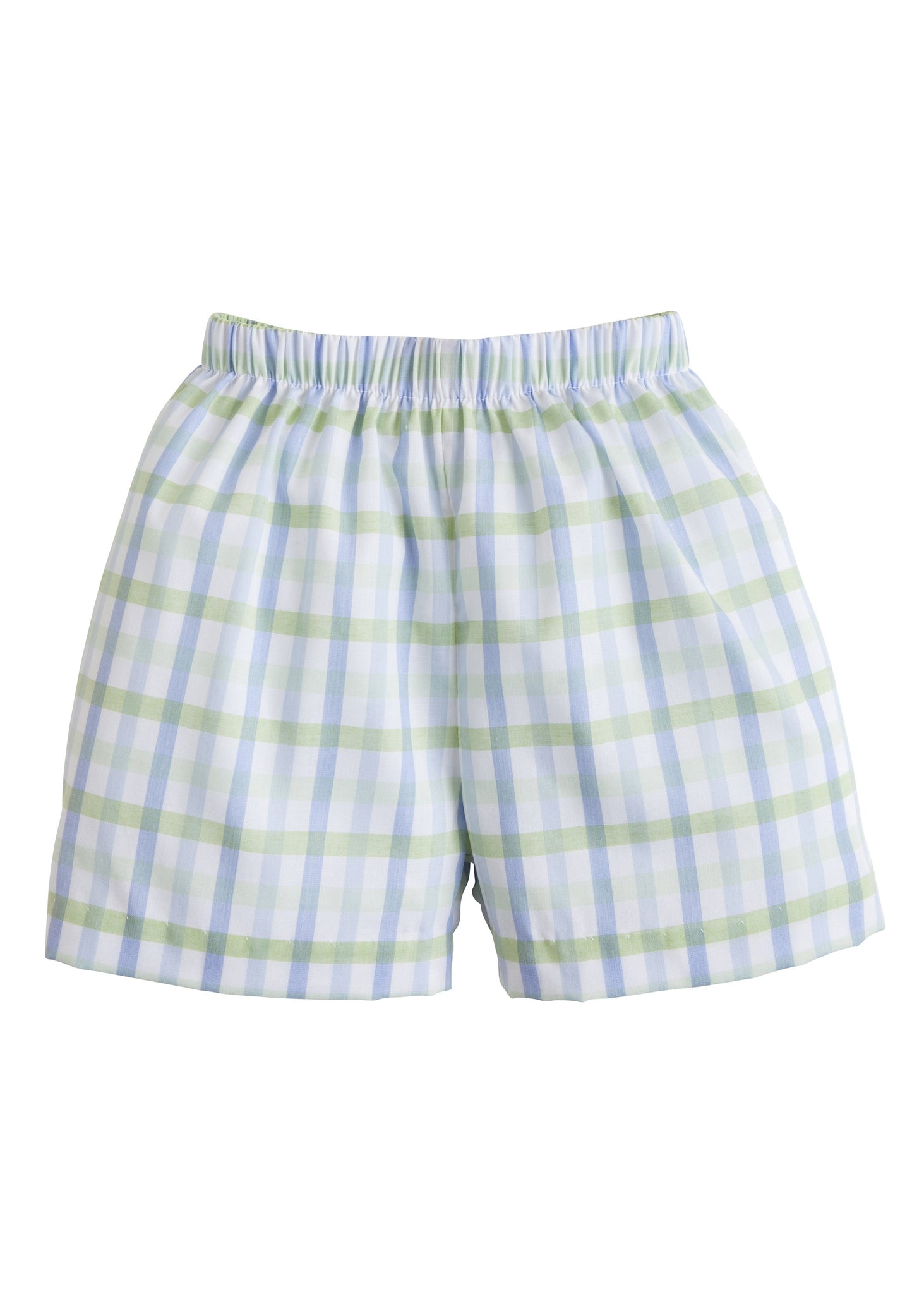 Vintage Check Shorts - Noa & Vivi Kids Apparel