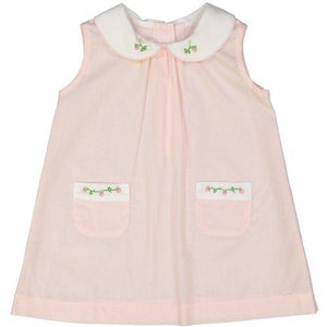 Pixie Lily Strawberry Dress - Noa & Vivi Kids Apparel