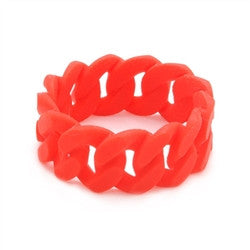 Stanton Bracelet in Cherry Red - Noa & Vivi Kids Apparel