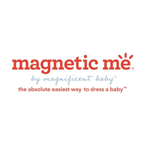 Magnetic Me Fieldston Cotton Magnetic Footie - Noa & Vivi Kids Apparel