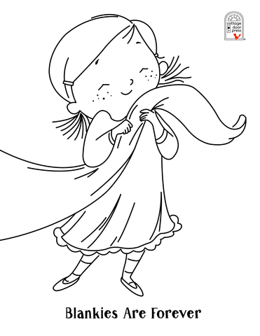 Free Coloring Sheet for Toddlers and Preschool