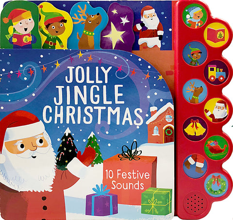 Jolly Jingle Christmas - Cottage Door Press