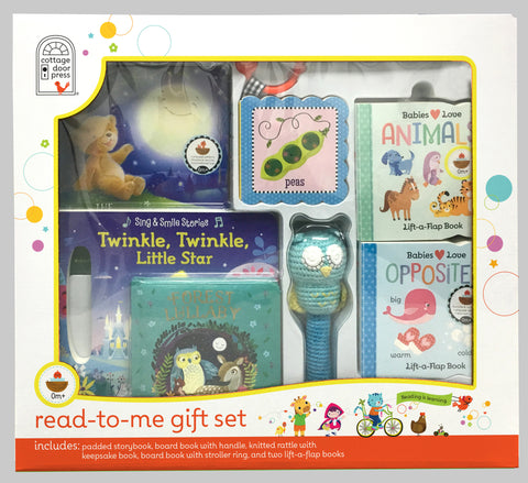 Read-to-Me Gift Set - Night - Cottage Door Press