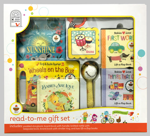 Read-to-Me Gift Set - Day - Cottage Door Press