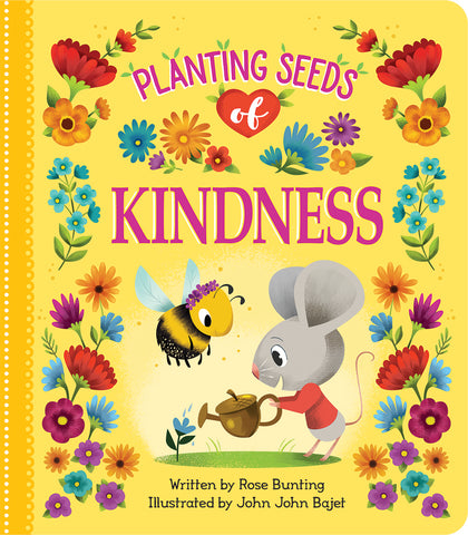 Planting Seeds of Kindness - Cottage Door Press