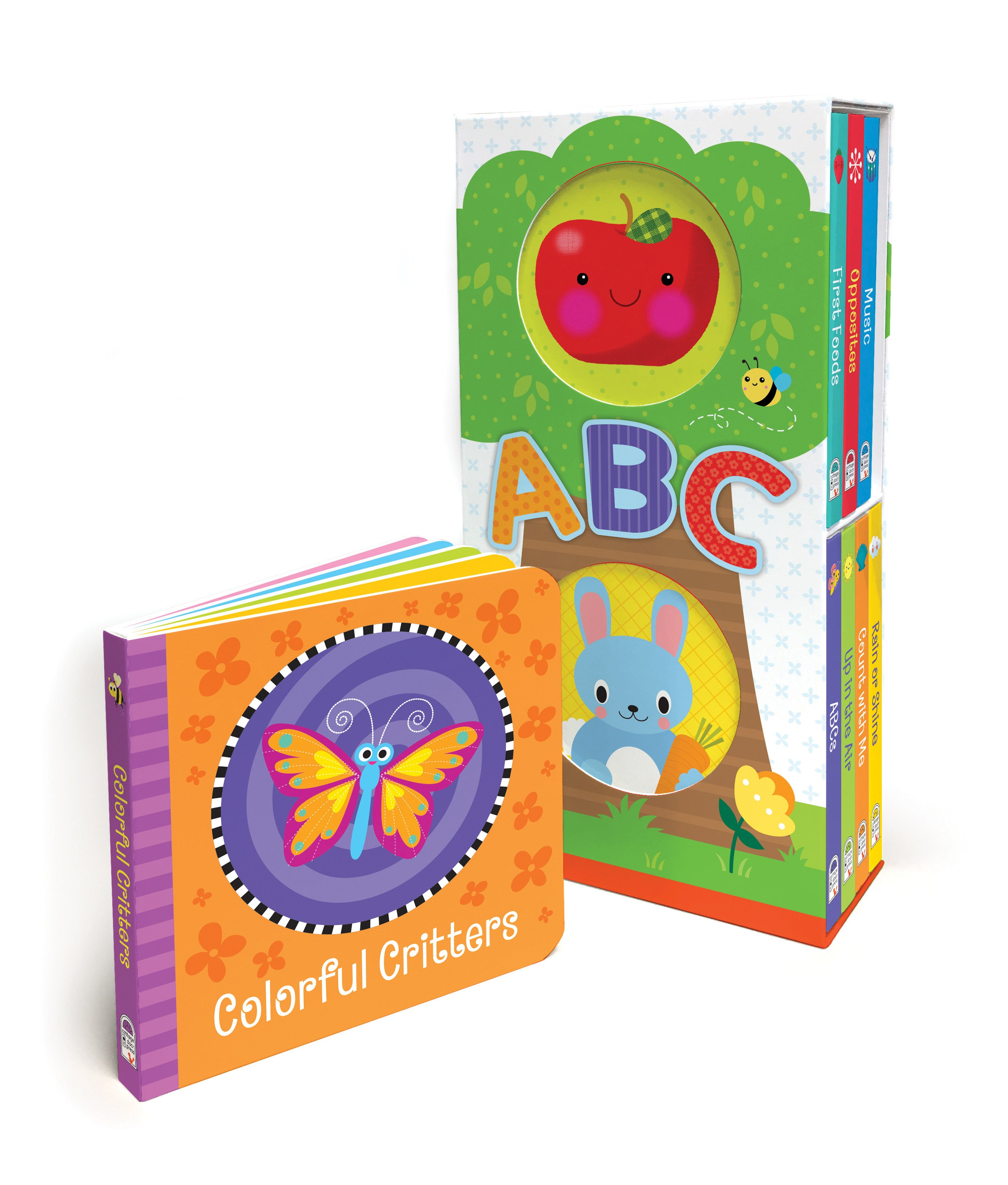 Early Learning - Cottage Door Press  sc 1 st  Cottage Door Press & Early Learning u2013 Early Bird Library 8 Book Set  