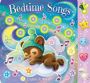 Lights and Music Bedtime Songs - Cottage Door Press