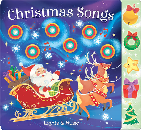 Lights and Music Christmas Songs - Cottage Door Press