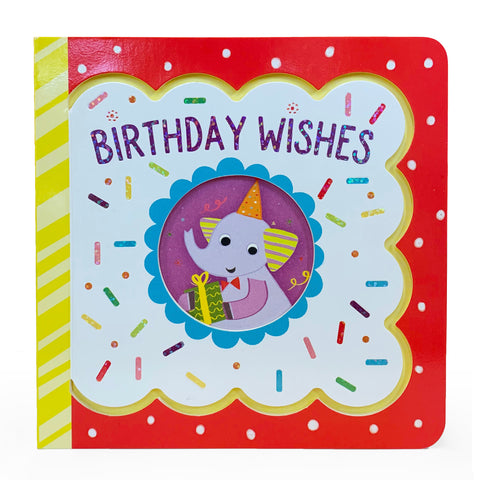 Birthday Wishes - Large Format - Cottage Door Press