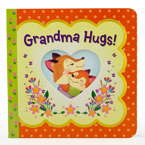 Grandma Hugs - Large Format - Cottage Door Press