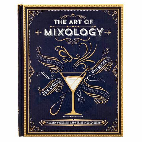 Art of Mixology - Cottage Door Press