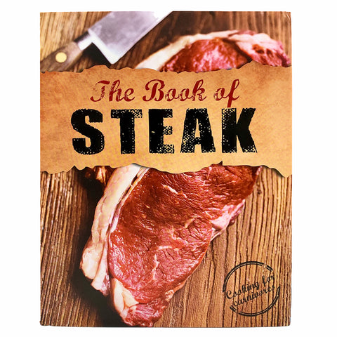 The Book of Steak - Cottage Door Press