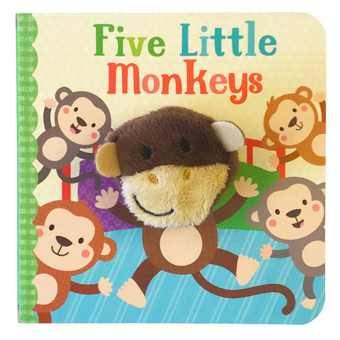 Five Little Monkeys - Cottage Door Press