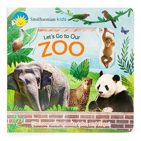 Let's Go to Our Zoo - Cottage Door Press