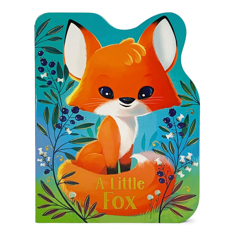A Little Fox - Cottage Door Press