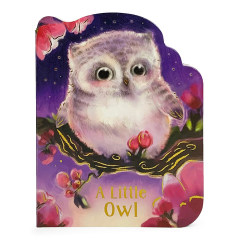 A Little Owl - Cottage Door Press