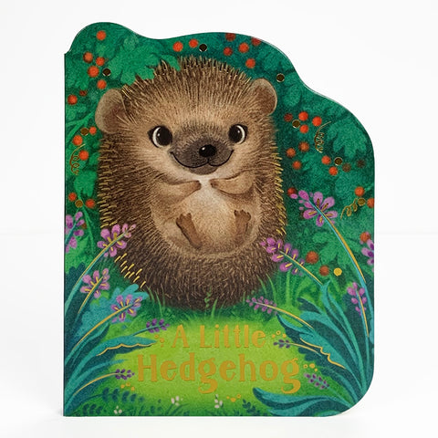 A Little Hedgehog - Cottage Door Press