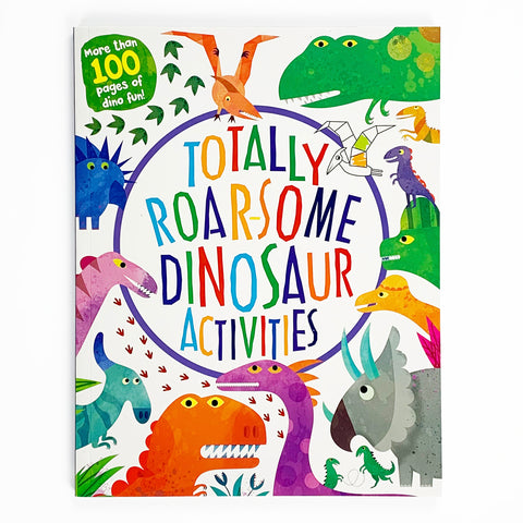 Totally Roarsome Dinosaur Activities - Cottage Door Press