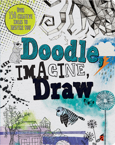 Doodle, Imagine, Draw - Cottage Door Press