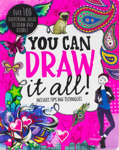 You Can Draw It All! - Cottage Door Press